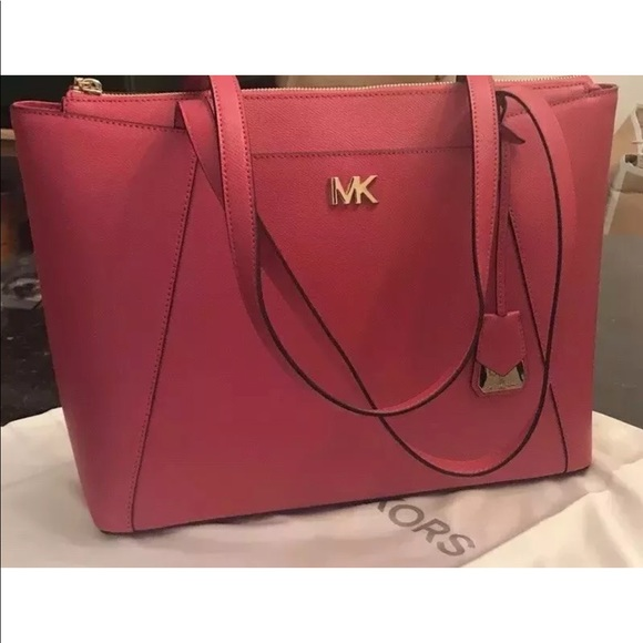 141931a3b Michael Kors Bags | Michael Maddie East West Tote | Poshmark